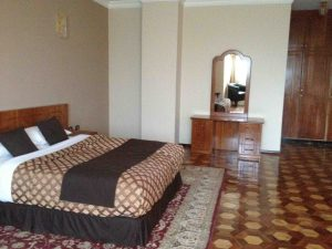 Top places to stay in Addis Ababa