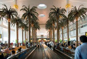 Shopping in Dubai Airport