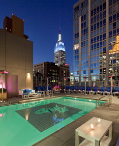 Gansevoort Hotels New York