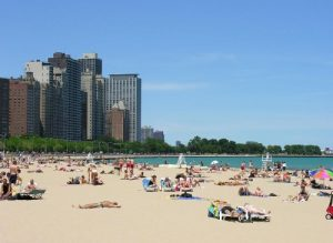 Labor Day Vacation in Chicago