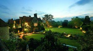 Le Manoir gardens