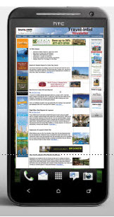 Travel-Intel for smartphone and iPad