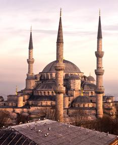 Travel specialist in Turkey