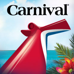 cruise on Carnival