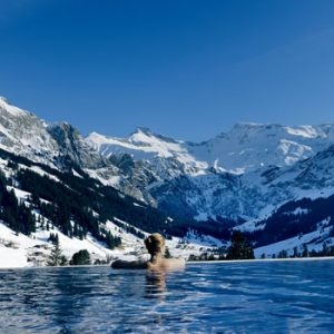 The Cambrian Hotel in Switzerland