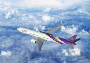 Thai Airways flights from the US