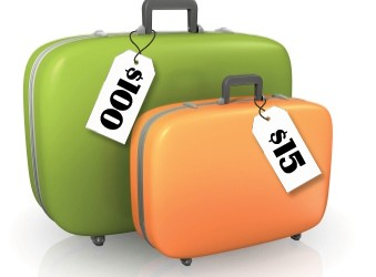 airline baggage fees