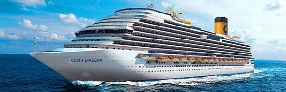 Costa Cruises New Ship