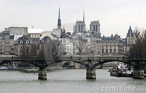 Winter break in Paris