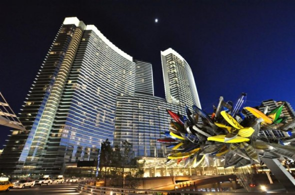 Las Vegas eco hotels