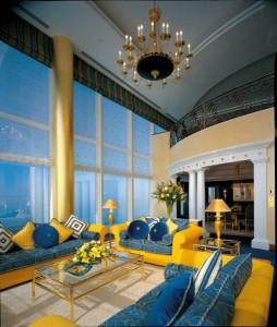 The Burj al arab dubai
