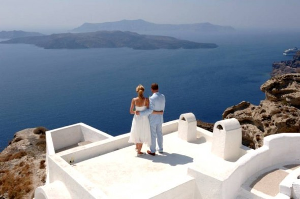 Romantic Vacations in Greece