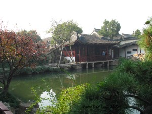 Garden tours of China