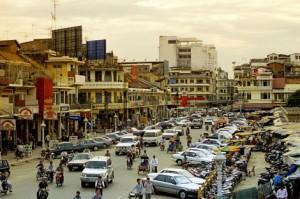 Modern Phnom Penh