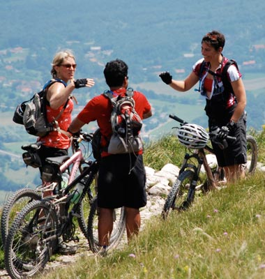 Mountain Biking travel