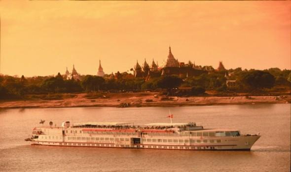Burmese Cruise