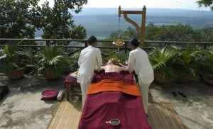 Ananda Wellness packages