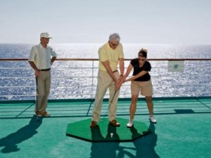 Crystal cruises themed voyages