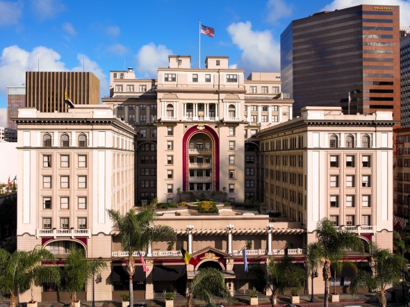 hotels downtown san diego
