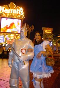 Halloween Costumes on the Las Vegas Strip