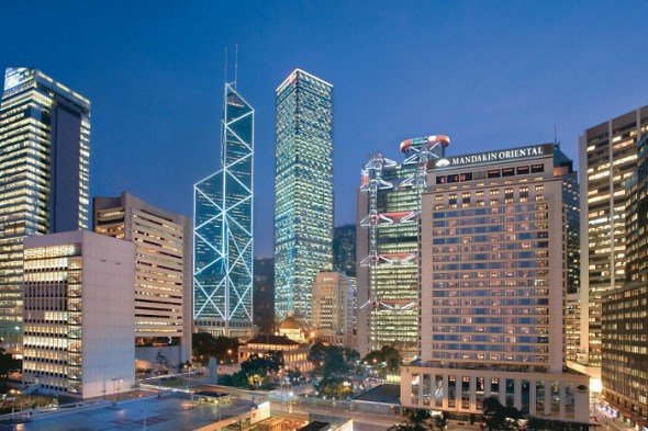 Mandarin Oriental Hong Kong Packages