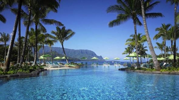 Luxury Hotel Kaua'i