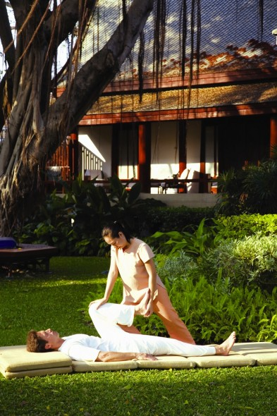 Wellness travel and spa travel