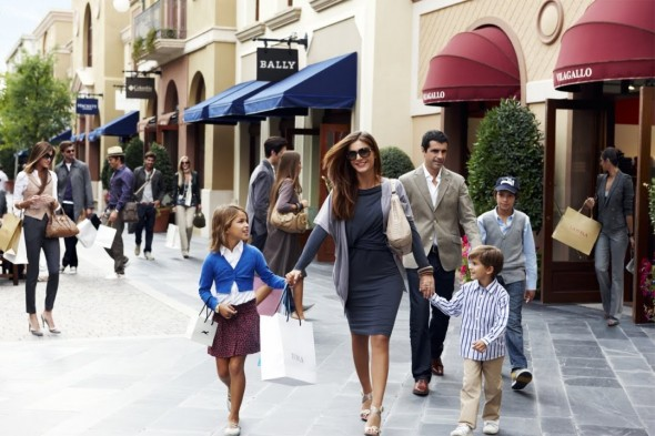 Shopping in Madrid: Chic Outlets