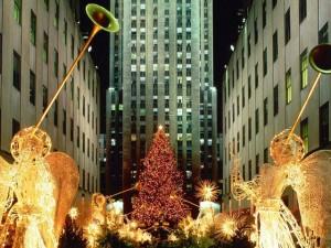 Christmas in New Yorlk