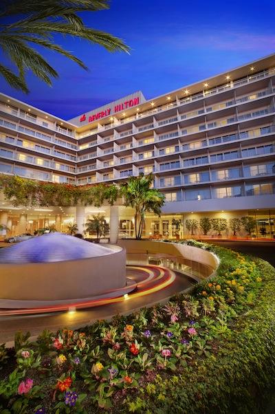 Los Angeles Plush Hotel