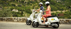 Traveling Spain on Vespa
