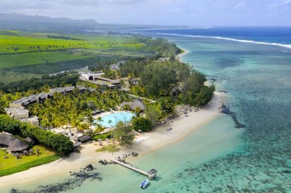 Mauritius resort