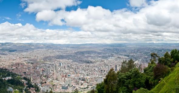 Bogota, Colombia tourism