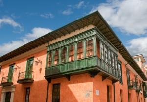Architecture in Colombia