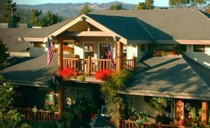 lodge in cambria, ca