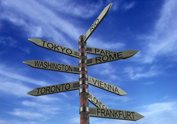 Where to travel