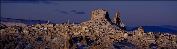 Honeymoon in Cappadocia
