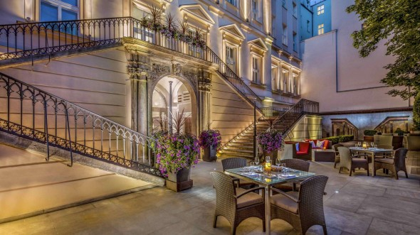 Luxury Hotel in Prague