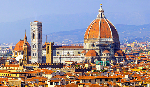 Family travel tours to Italy