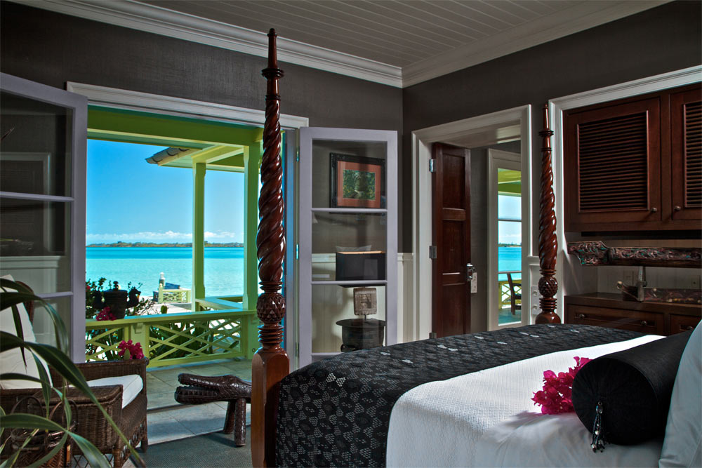 Musha Cay owned by Copperfield