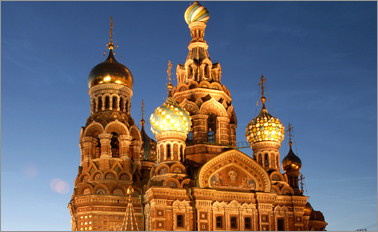 Princess Cruises to Russia