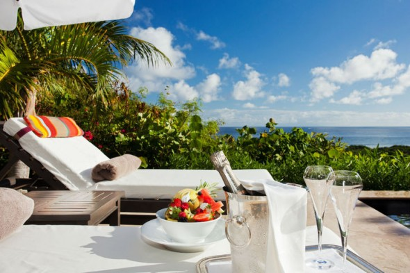 Hotel in St Barts