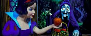 New Snow White at Disney world