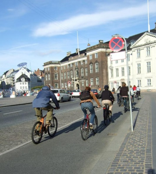 Biking Europe and Cruise