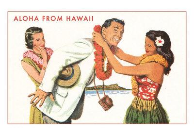 summer in Hawaii