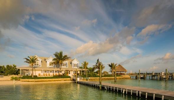 Upscale historic hotel bahamas