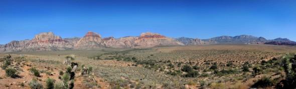 Las Vegas REd Rock Preserve