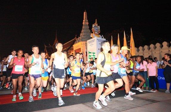 running in Babgkok