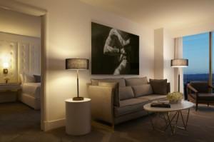 Delano Las Vegas suite