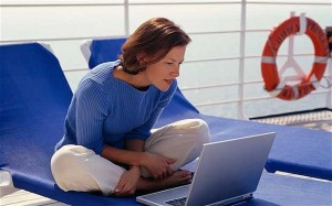 Cruise with Wi-fi